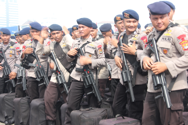 Photo of (Indonesia) Muslim youth group to help guard churches during Christmas season