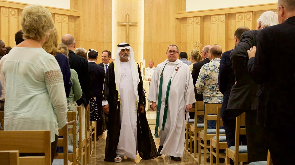 Photo of Jesus of Arabia's lessons in tolerance have much to teach us today