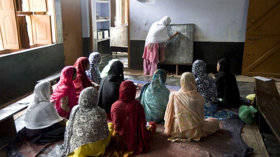 Photo of In Bengal's Burdwan, 3 Hindu girls top Madrasa exam