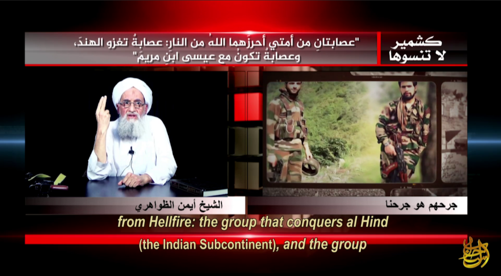 Photo of Countering Al-Zawahiri's misguiding message on Nationhood vs. Caliphate in Kashmir