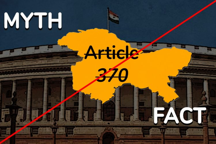 Photo of The Scrapping of Article 370: Facts and Impacts