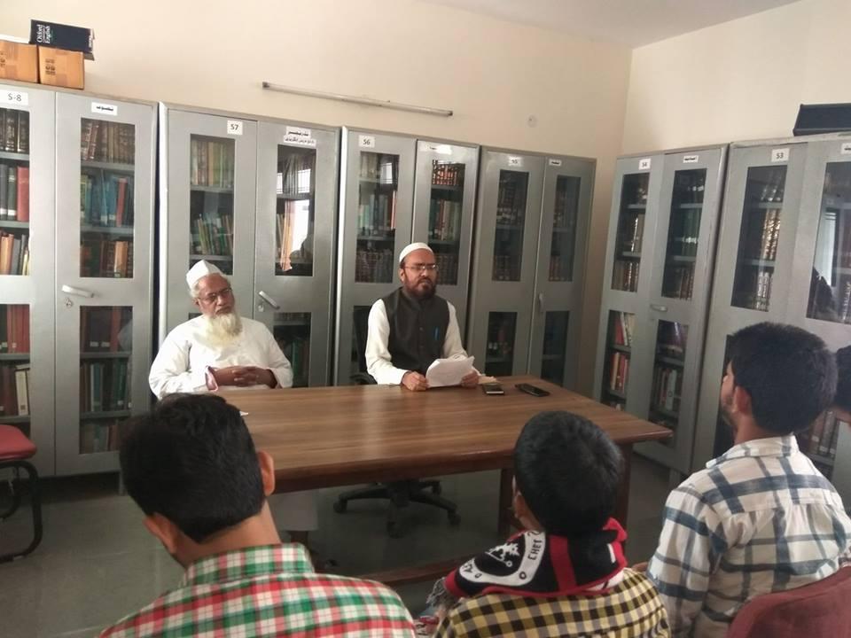 "Photo of Dr Waris Mazhari on Islamic Moderation کیا ہندو مشرکین ِعرب کےمثل ہیں؟ کتاب""اسلام کا نظریہِ اعتدال"" میں ڈاکٹر وارث مظہری کا استدلال"