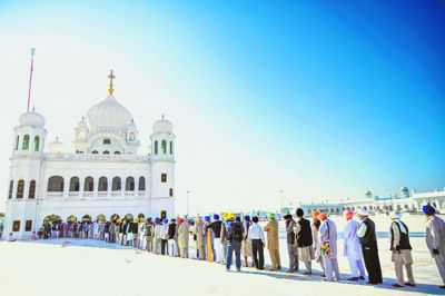 Photo of Kartarpur: Pilgrims to declare they won't harm peace and security in India