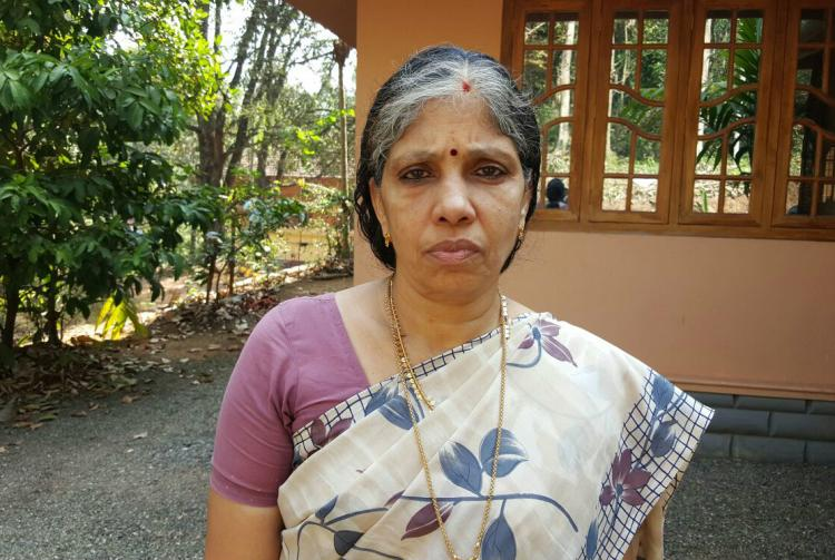Photo of Brahmin woman taught Arabic in Kerala for 29 years, retired happily enough