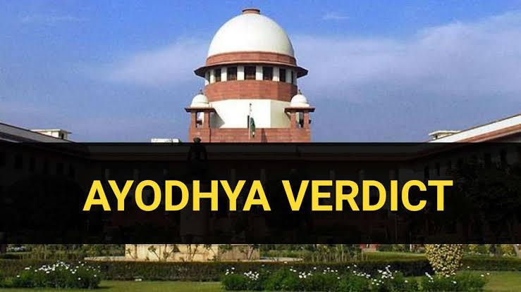 Photo of Ayodhya Supreme Court Verdict: Way forward toward peace and communal harmony