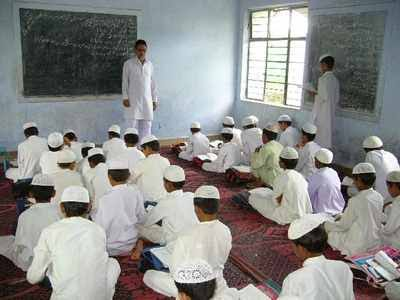 Photo of Muslims Learn Sanskrit, Hindus Urdu In This Indian Madrasa