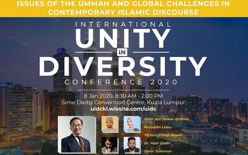 """Photo of Islamic Scholars """"theologically aligned"""" with Saudi Arabia call for international conference to counter Kuala Lumpur Summit"""