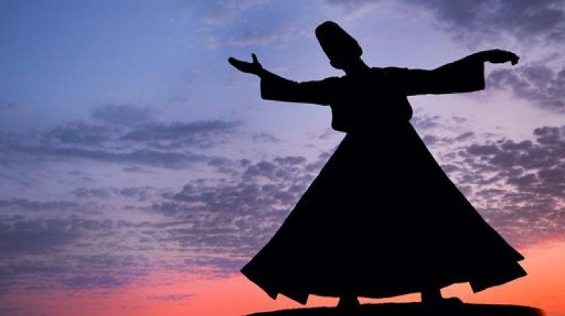 Photo of Ghulam Rasool Dehlvi on Banda Nawaz Gesu Daraz, the Deccan Sufi