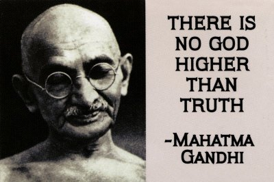 Photo of Gandhi Ji and His Religion: Natural Laws and the Universe