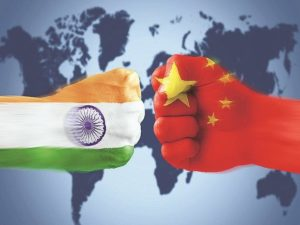 China and India: Five Principles of Peaceful Coexistence, international relations after World War II