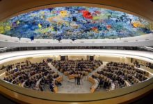 Photo of UN Human Rights Council concluded its 43rd session & adopted 43 texts