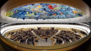 UN Human Rights Council concluded its 43rd session & adopted 43 texts