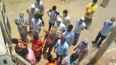 Photo of (India) Muslims help perform the last rites of Hindu man