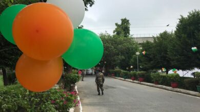 Photo of JMI celebrated 74th Independence Day with Covid-19 guidelines!