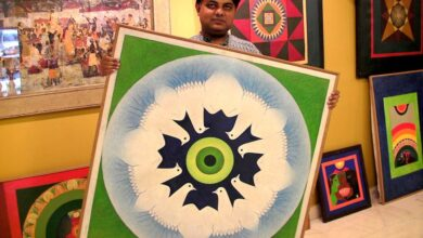 Photo of A life with enthusiasm: Veteran Indian Muslim Artist Mohammad Yasin