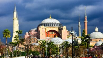 Photo of Hagia Sophia Conversion into Mosque: Questions for our own introspection!