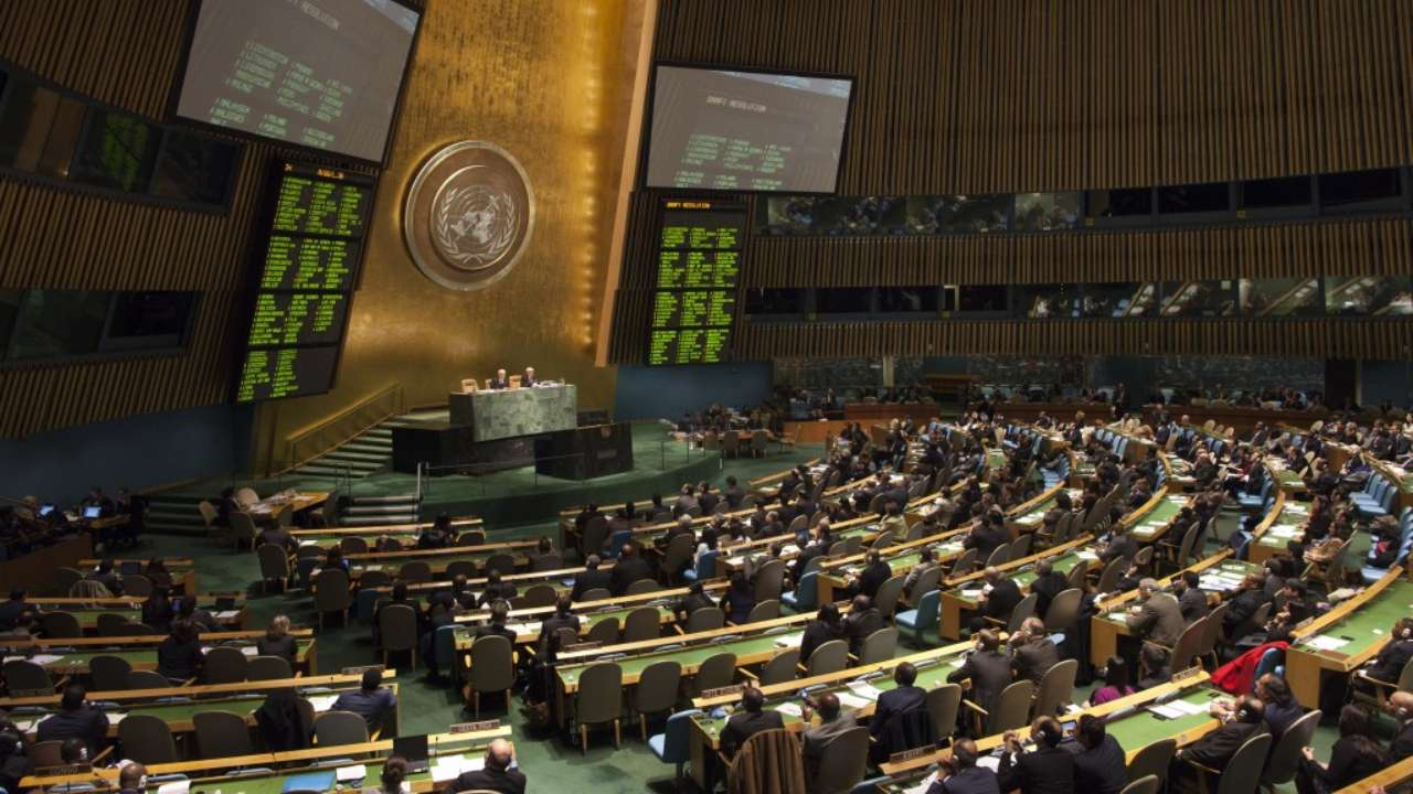 (India) UN Economic and Social Council (ECOSOC) Commission on the Status of Women elects India as Member