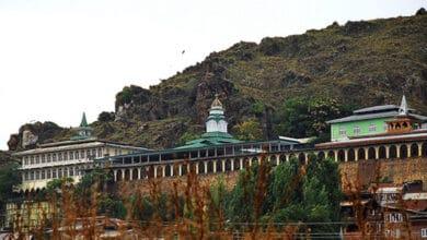 Photo of Hamza Makhdoom Kashmiri—حمزہ مُخدوم کشمیری—By Ghulam Rasool Dehlvi