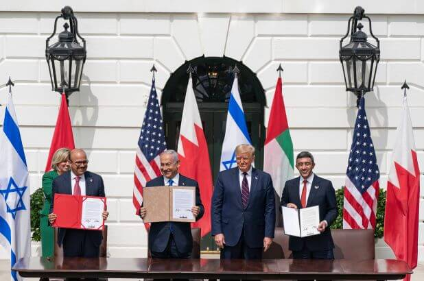 The 'Abraham Accords': Future geo-political dynamics