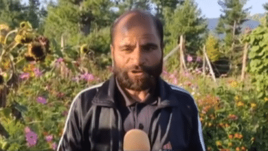 Photo of J&K: How Abdul Ahad Khan from Kupwara district silently works for environmental protection!