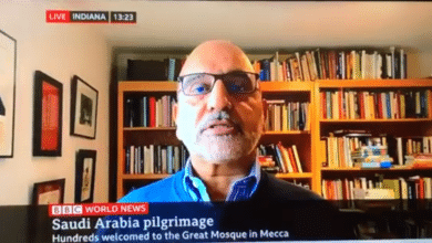 Photo of Saudi announcement for the resumption of Umra: Prof Ebrahim Moosa Comments on BBC World News