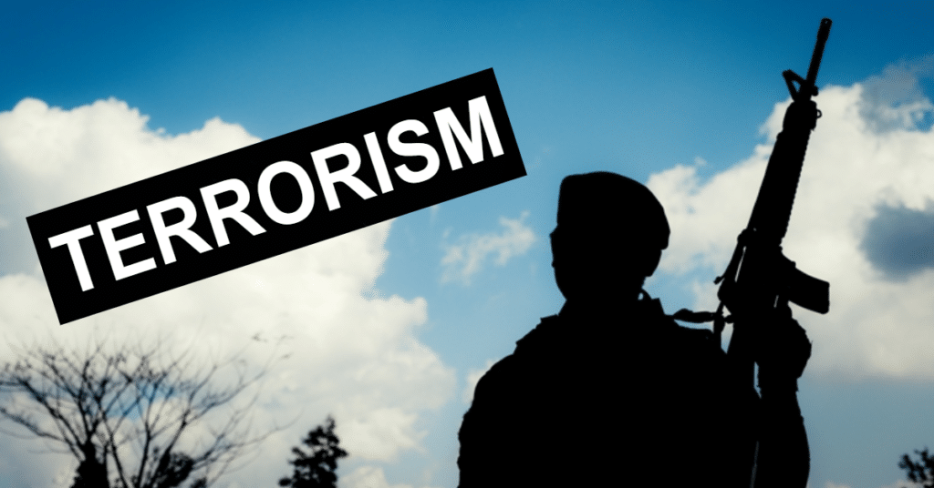 'CAN TERRORISM BE REGARDED AS MORALLY DISTINCTIVE?