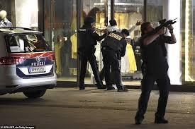 Photo of ऑस्ट्रिया के शहर वियना में आतंकवादी हत्या:  आतंकवादी, चरमपंथी और उदारवादी