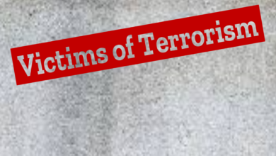 Photo of Victims of Terrorism are the Most Oppressed in the Contemporary History