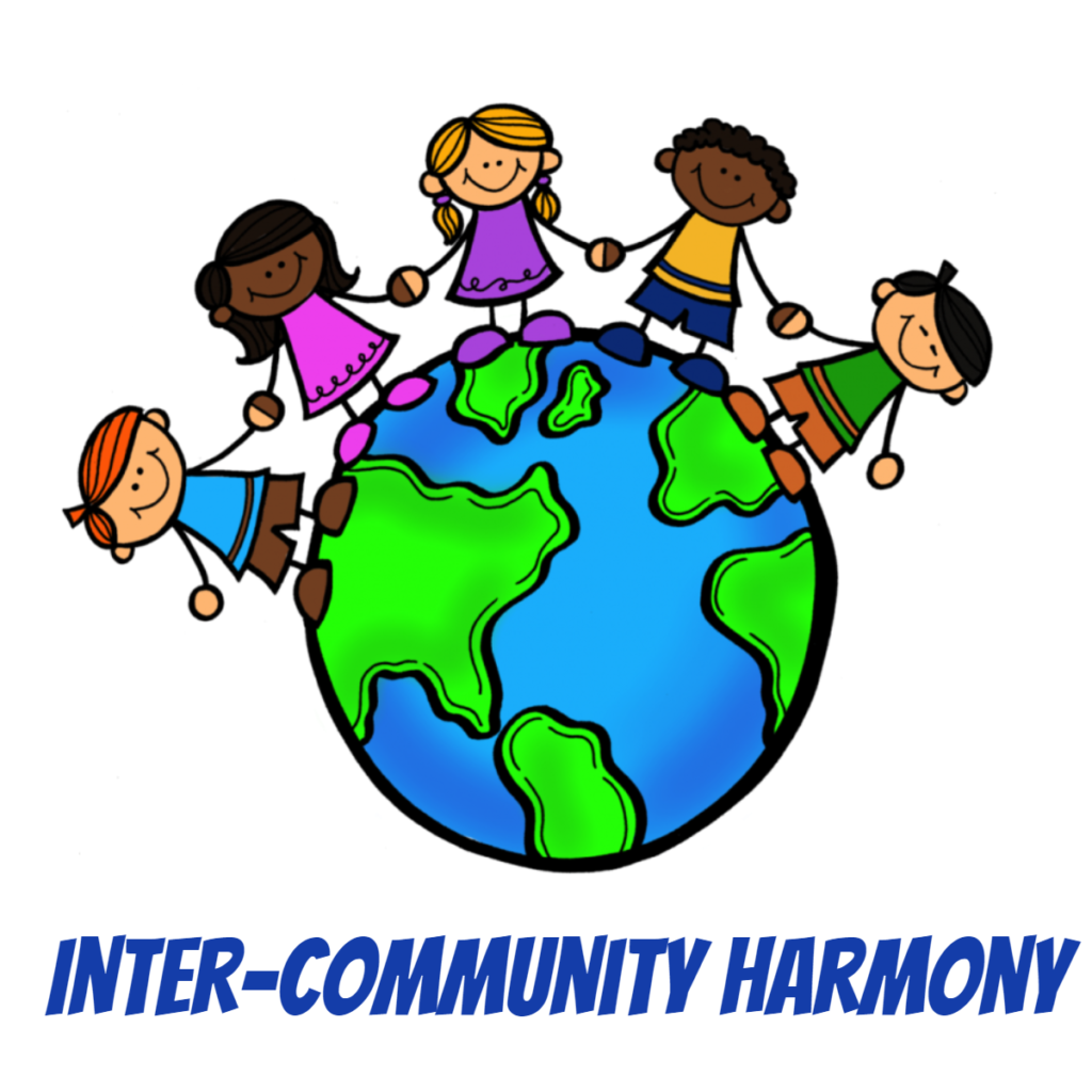 Inter-Community Harmony and Interpersonal Relations