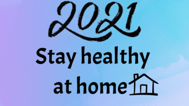 2021: Staying healthy at home with Word For Peace