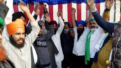 Jamiat Ulama-i-Hind in solidarity with farmer's protest
