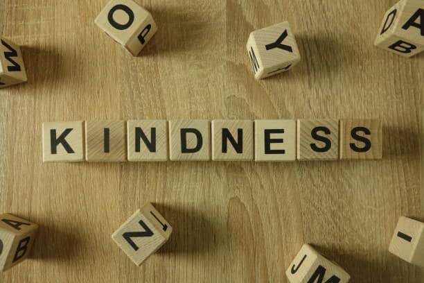 Kindness can heal what blind faith cannot