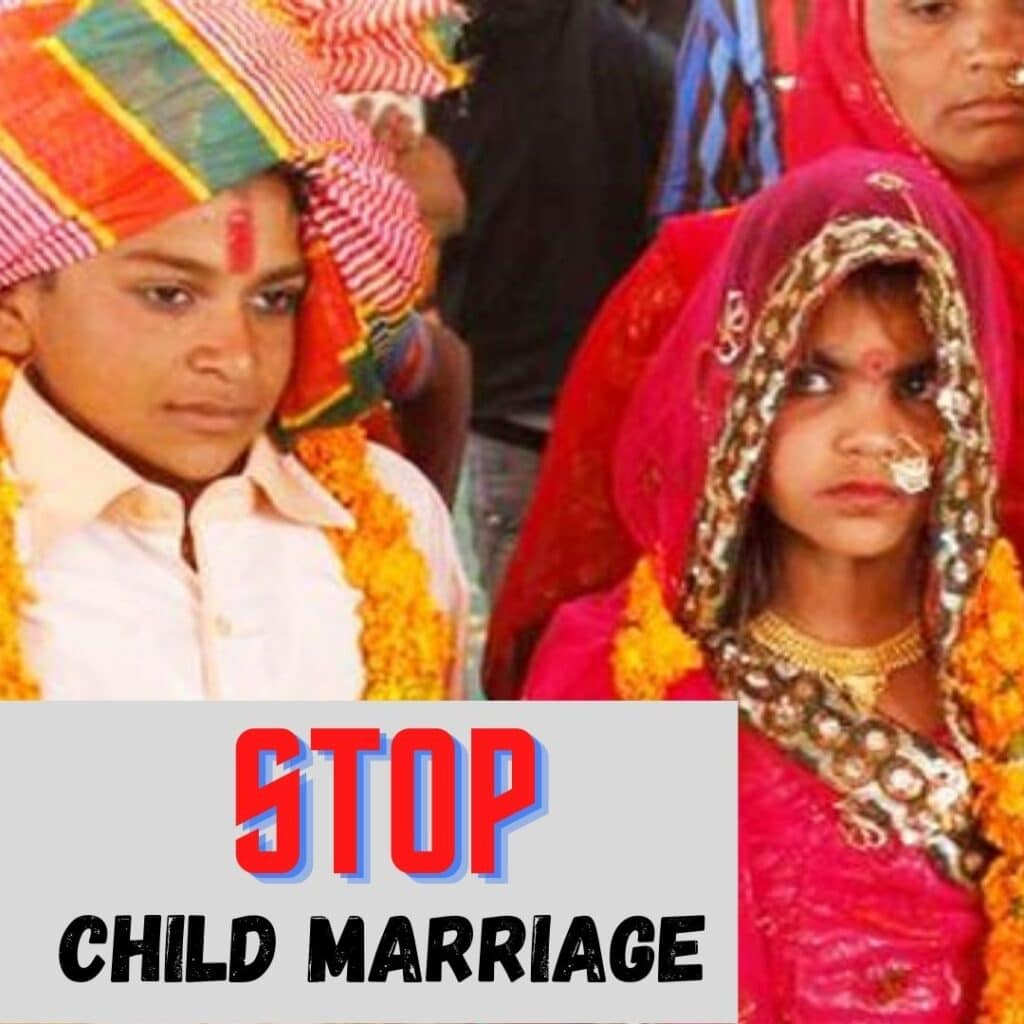 Legislation against child marriage & resistance from clerics