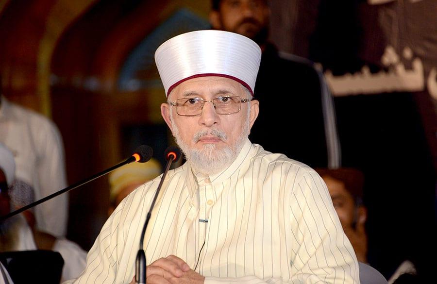 'Saving lives is an act of worship': Dr Tahir-ul-Qadri on COVID-19 Vaccines