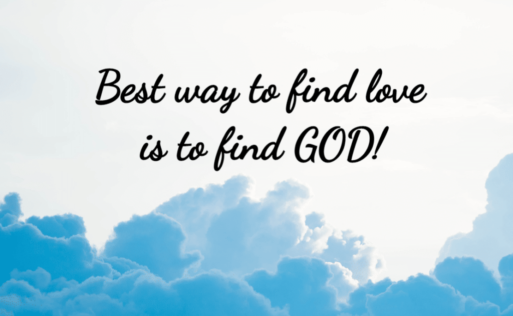 Back to the God with Spiritual Childhood: WordForPeace