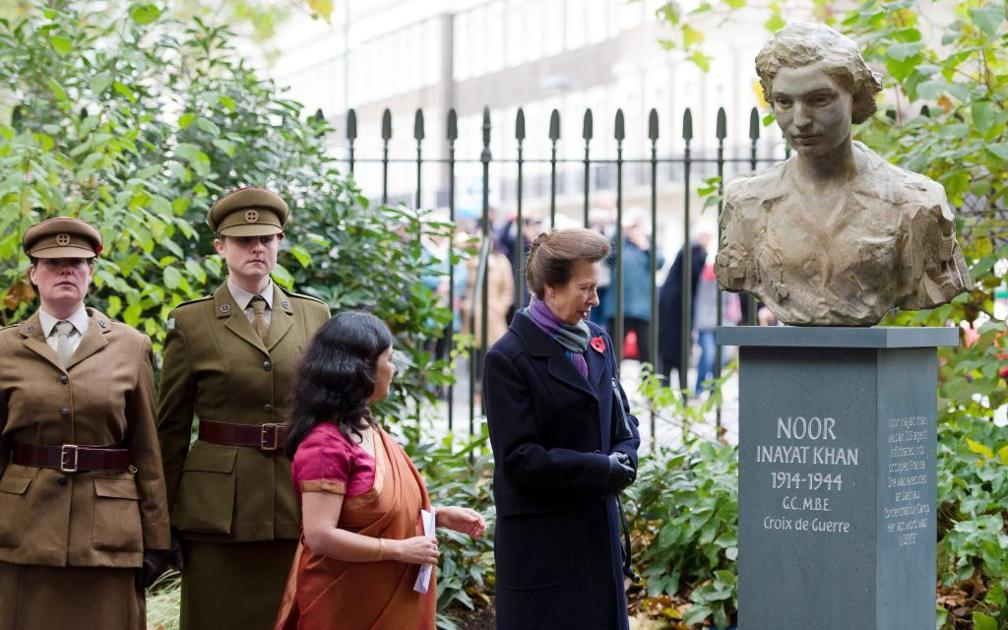 Noor Inayat Khan: India's forgotten Muslim woman who fought Nazis