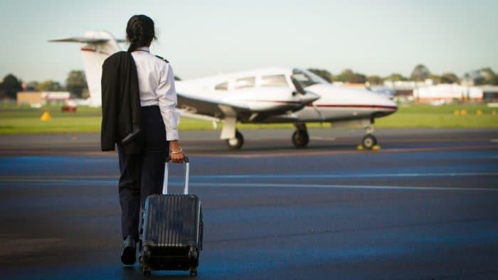 Ayesha Aziz is India's youngest female pilot