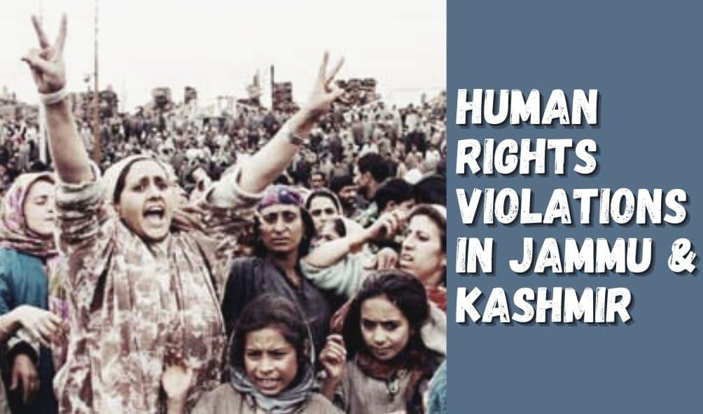 Kashmiri Human Rights Activists on the plight of minority communities in PoK