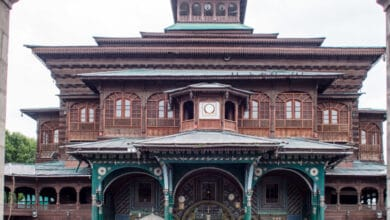 Photo of Shah e Hamdan's Mystical Inspiration and Contributions to the Valley of Kashmir: Ghulam Rasool Dehlvi شاہ ہمدان ؒ اور ان کی مذہبی فکر