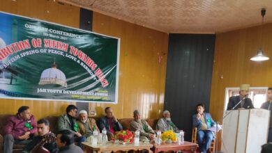 Photo of Reviving the lost heritage of Rishi-Sufism in Jammu and Kashmir