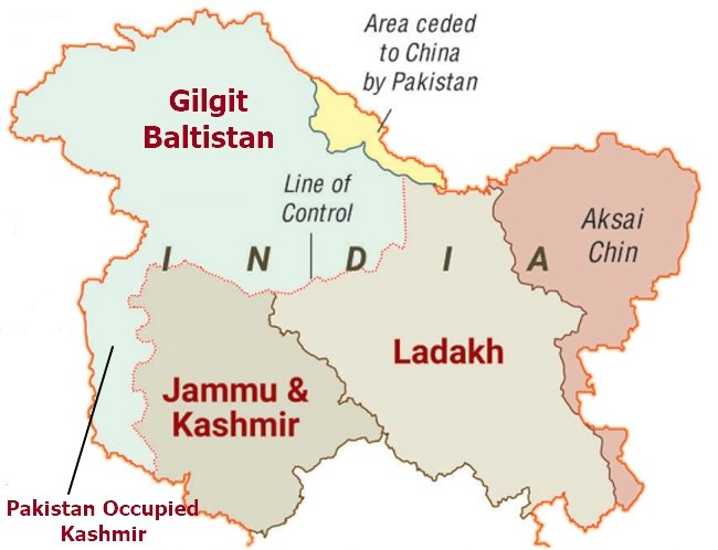 Sectarian violence in the Gilgit-Baltistan region