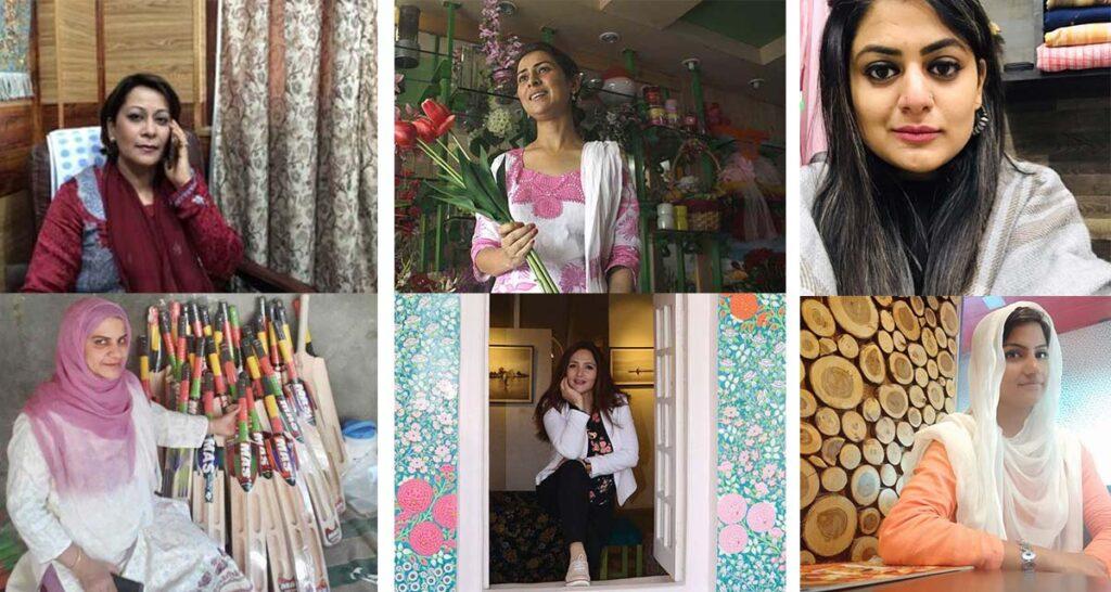 J&K: Success Stories of Young Women Entrepreneurs
