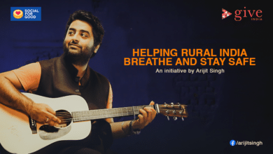 Photo of COVID support to rural India: Arijit Singh partners with GiveIndia and Facebook to help villagers