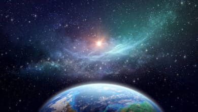 Being Spellbound by the Size of the Universe Can Help Us Live in Peace