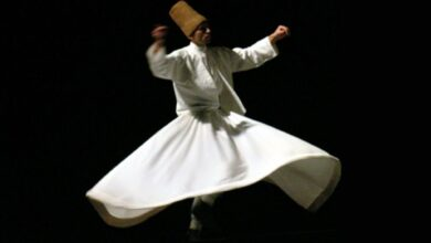 Sufi mystics