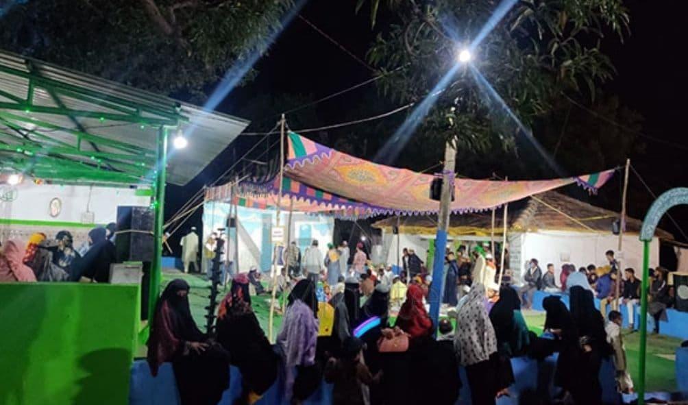 The Sufi culture in the Deccan region and its inclusive nature