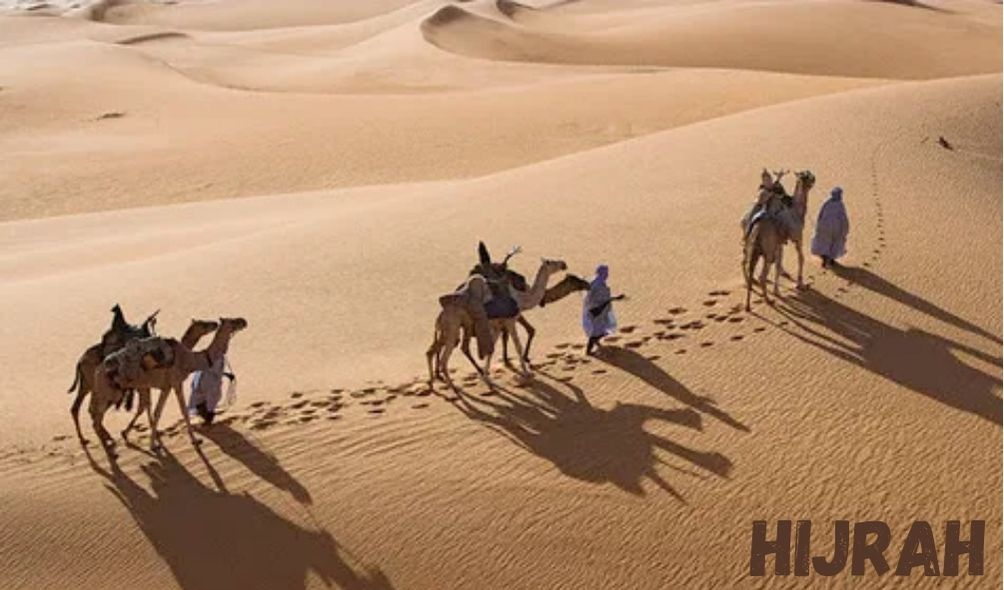 Hijrah in Islamic History